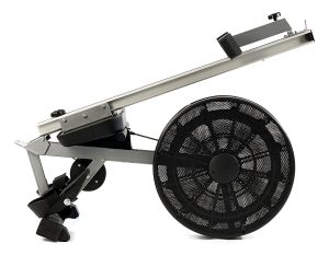 V-Fit AR1 Artemis 2 Air Rowing Machine Folded In Half