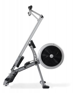 JTX Freedom Air Rowing Machine Folded In Half
