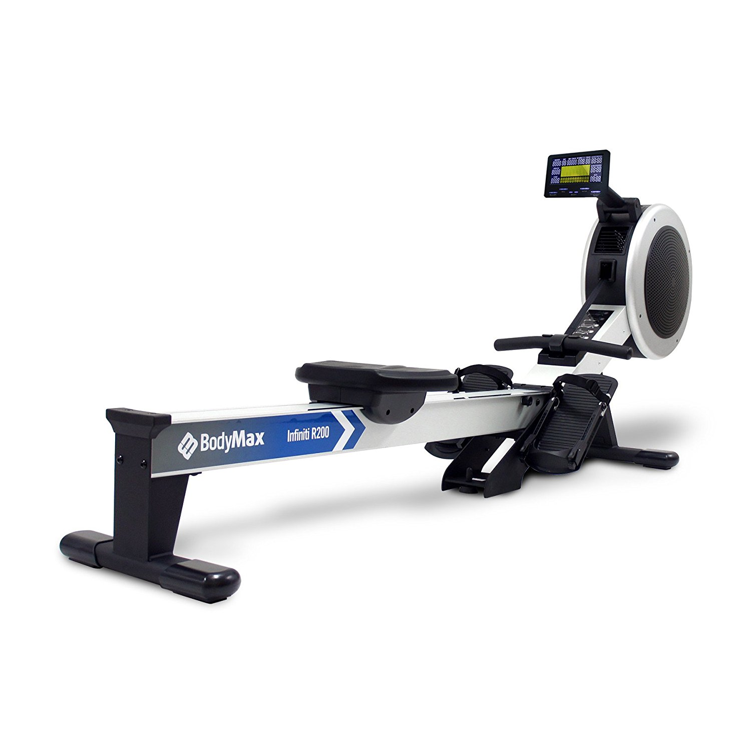 Bodymax Infiniti R200 Rowing Machine Review - Rowing Fan Club