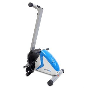 Bodymax R60 Rowing Machine Folded In Half