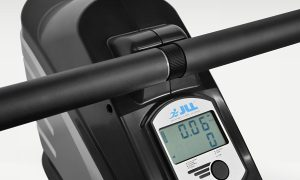 JLL R200 Luxury Home Rowing Machine LCD Screen