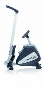 Kettler Axos Rowing Machine Folded In Half