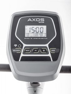 Kettler Axos Rowing Machine LCD Display