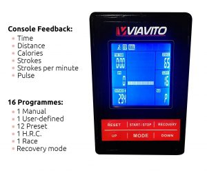Viavito Rokai LCD Display