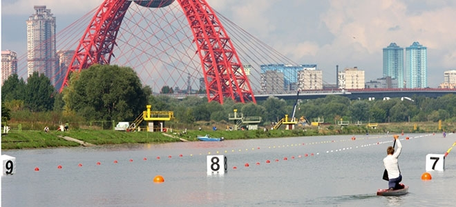 Moscow Canoe Sprint Championship