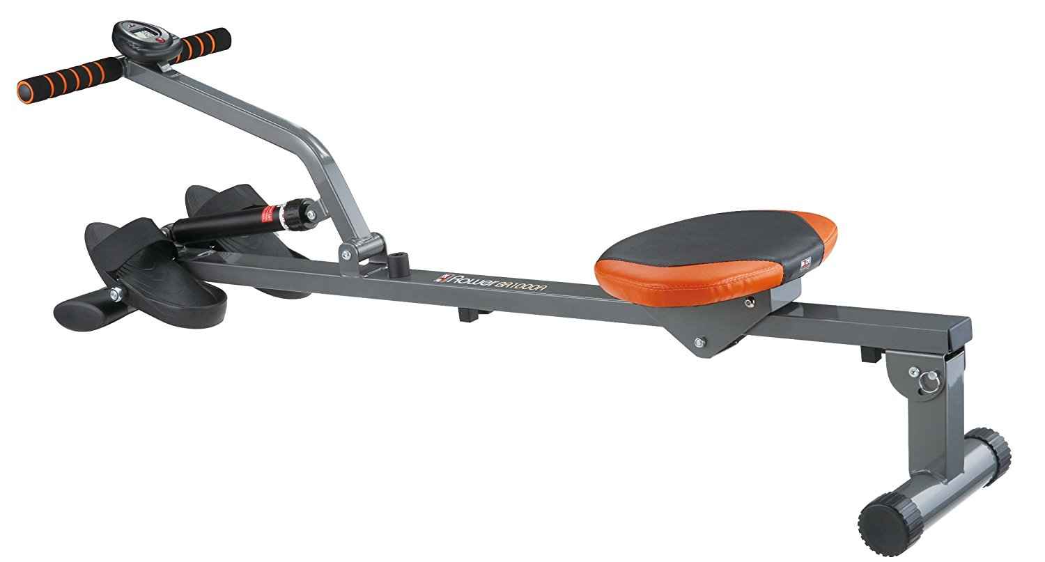 Body Sculpture BR1000 Rowing Machine Review
