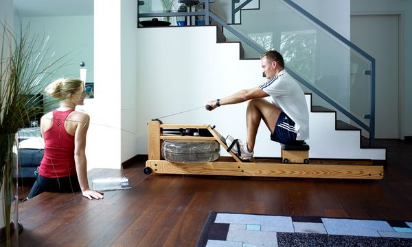 Indoor Rowing Machine Types