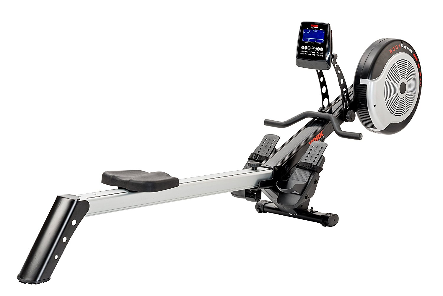 York R301 Platinum Foldable Rowing Machine