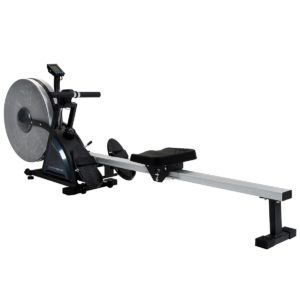 Charles Bentley Deluxe Rowing Machine