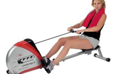 Christopeit Cambridge 2 Rowing Machine