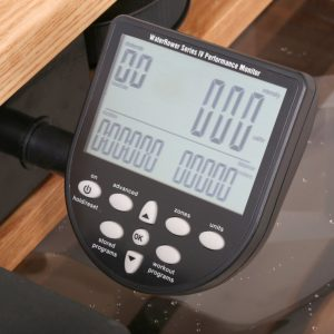 WaterRower Natural S4 Monitor Console
