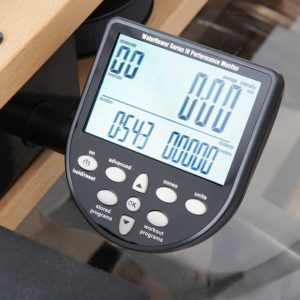 WaterRower Beech S4 Monitor